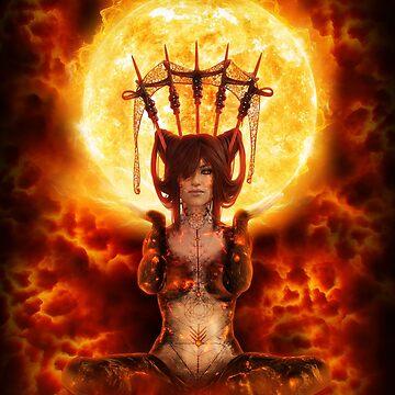Brigid - Sun Godess by Manafold