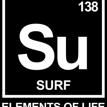 Elements of life: 138 surf by PhrasesTheThird