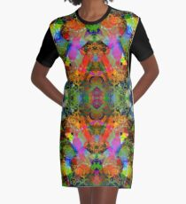 Oh Oh Oh Graphic T-Shirt Dress