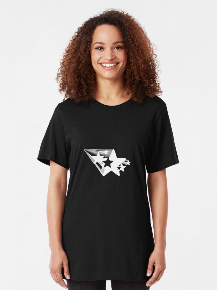 Alternate view of Star Power I. Slim Fit T-Shirt
