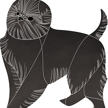 Year of the Dog - Affenpinscher by Kelgrid
