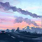 Frost Factory by Lizziefij