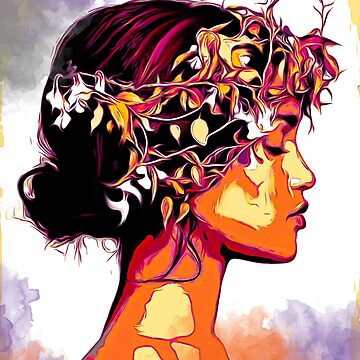 woman pop art  by NoraMohammed