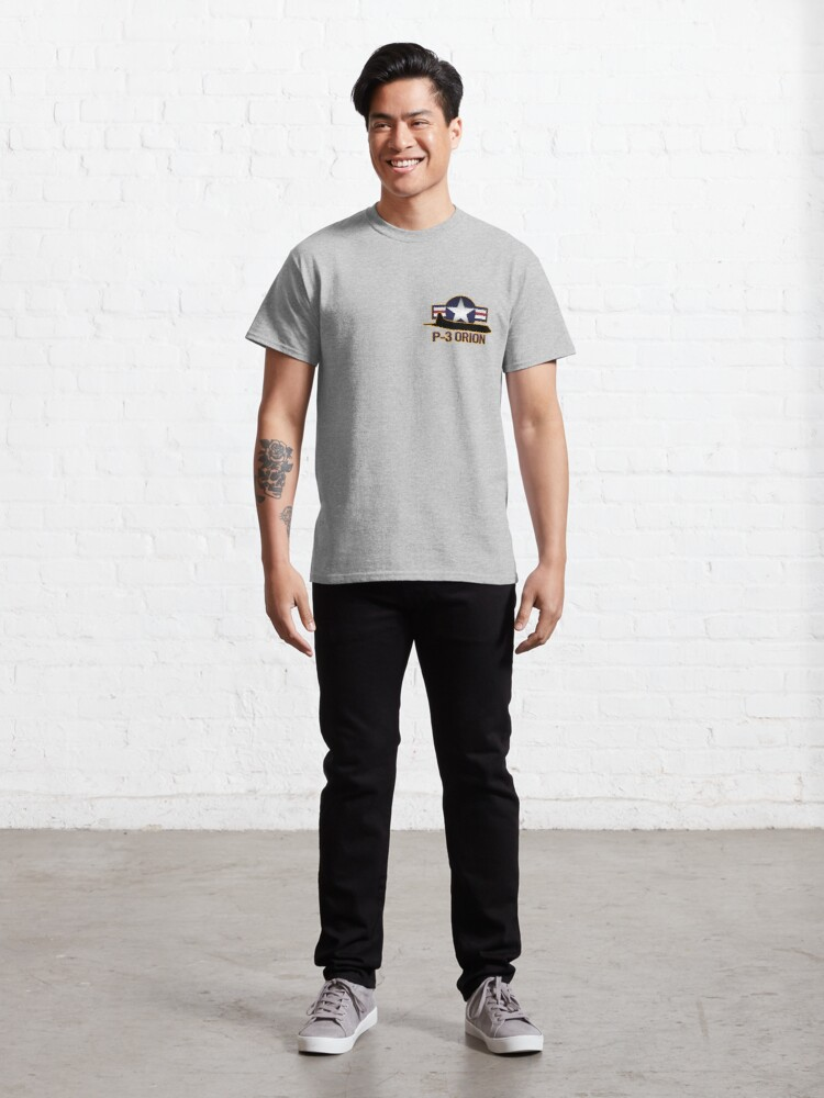 Alternate view of P-3 Orion Classic T-Shirt