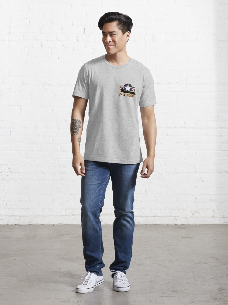 Alternate view of P-3 Orion Essential T-Shirt