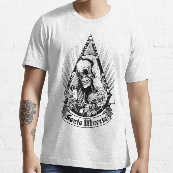 Santa Muerte Camiseta esencial