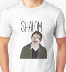 Jim Friday Night Dinner Shalom Jackie Unisex T-Shirt