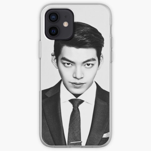 KIM WOO BIN iPhone Soft Case