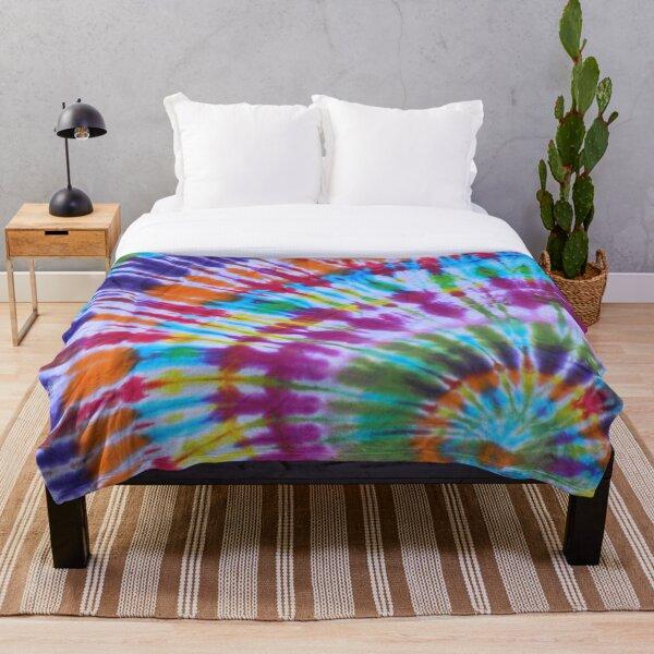 Tie dye 2 Throw Blanket