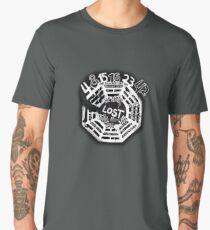 Lost Dharma Collage Men's Premium T-Shirt