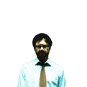El Profesor Space Beard and Hair La Casa De Papel  by oggi0