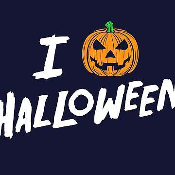 Halloween Lover Jack O' Lantern by machmigo