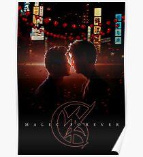 Malec Forever Poster