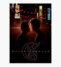 Malec Forever Photographic Print