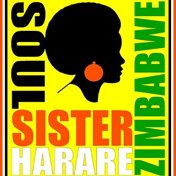 Soul Sister-Harare by IMPACTEES