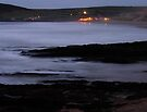 Evening at Croyd Bay by SWEEPER