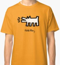 Keith Haring, Barking Dog Classic T-Shirt