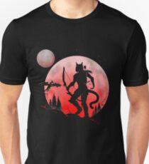 Blood moons Slim Fit T-Shirt