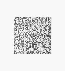 Keith Haring, People, Pop Art Art Board