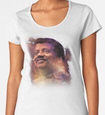 Our light: Neil deGrasse Tyson Women's Premium T-Shirt