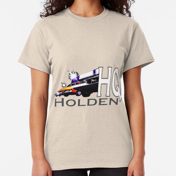 HOLDEN HK HT HG PREMIER  253 V8 BADGE DESIGN BLACK TSHIRT  BIG FIT