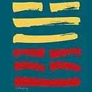 17 Adapting I Ching Hexagram by SpiritStudio