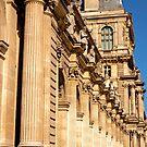 Architecture: Le Louvre - Paris - France by Buckwhite