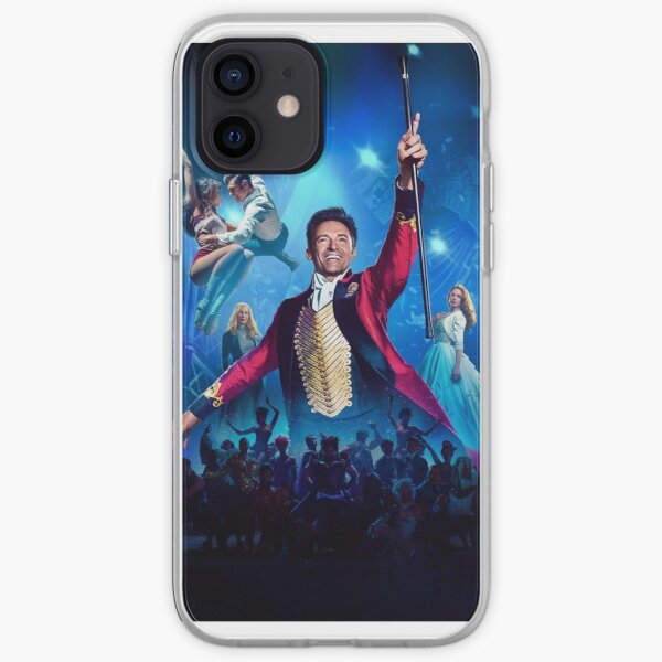 The Greatest Showman iPhone Soft Case