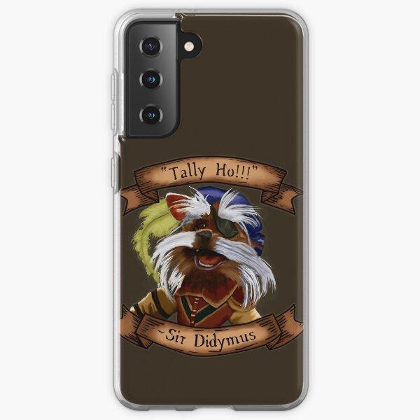 Sir Didymus Samsung Galaxy Soft Case