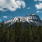 Mt. Niblock by Crystal Zacharias