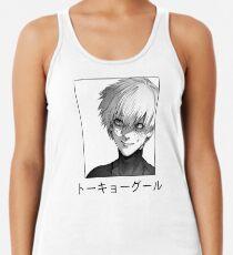 Camiseta con espalda nadadora Ken Kaneki