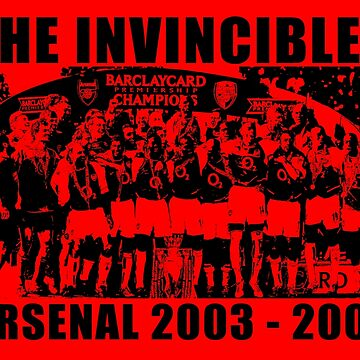 INVINCIBLES 2003-2004 by artpopop