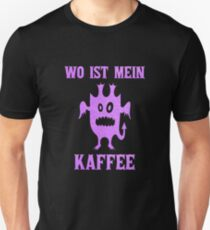 Where is my coffee Unisex T-Shirt