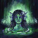 Paludal Mermaid by Katie Clark