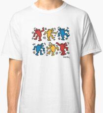 Keith Haring, Dancing Dogs, Pop Art Classic T-Shirt