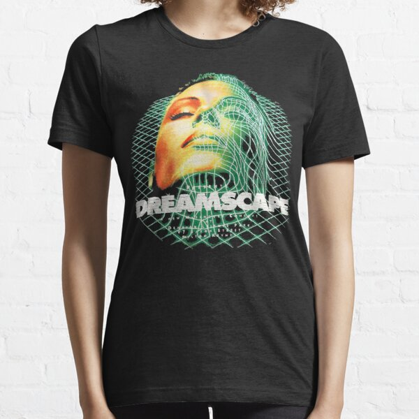 Dreamscape Old Skool Raver Hardcore Techno DnB T-Shirts and More Essential T-Shirt
