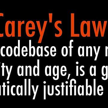 Carey's Law by unixorn