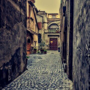 Vintage alley by birba