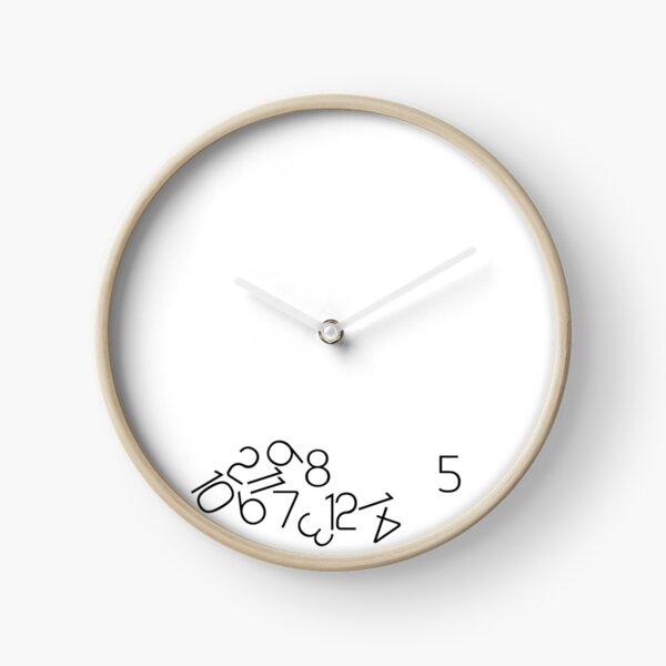 Who Cares Clock Clock
