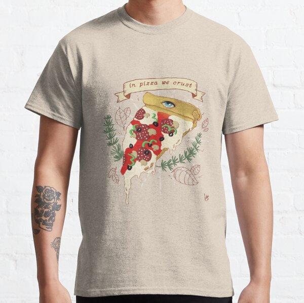 Illuminaty pizza Classic T-Shirt