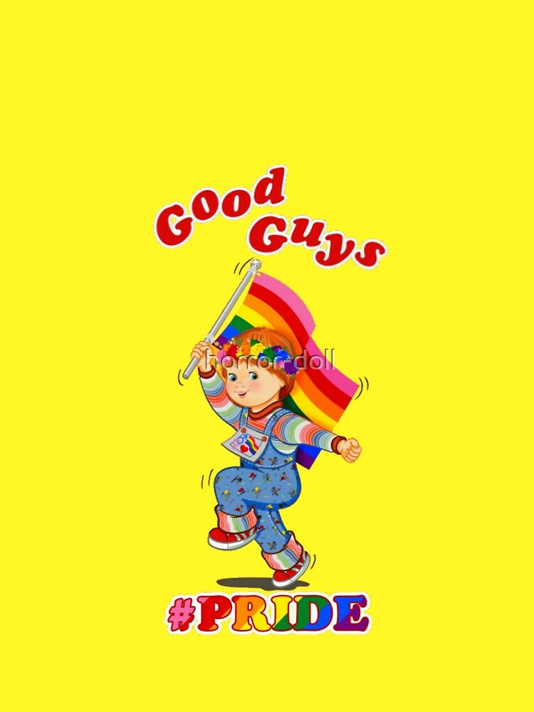 Good Guys - #PRIDE by horror-doll