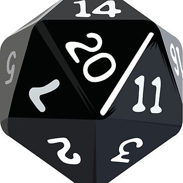 Nerdy D20 role game by albertocubatas