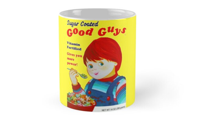 Good Guys - Cereal Box by horror-doll