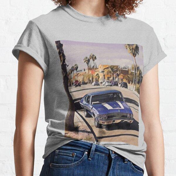 LA Street Muscle Classic T-Shirt