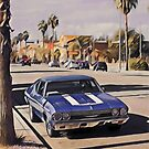 LA Street Muscle by Fran Lafferty