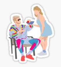 Yung Gravy Minimalist Sticker