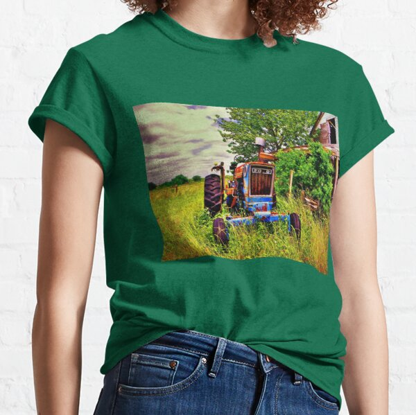 Old Ford Tractor Classic T-Shirt