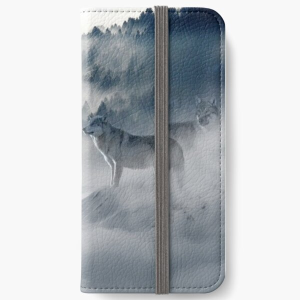 Wolf Pack  iPhone Wallet