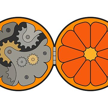 A Clockwork Orange, Literally by psychodork