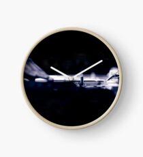 House dance music dj deejay vinyl turntable mixing desk nightclub party Ibiza Clock